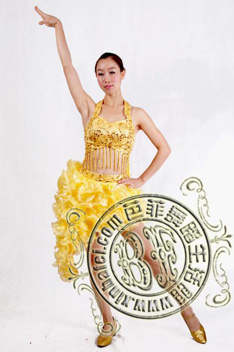 现代舞蹈服装_舞蹈服装