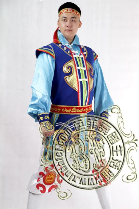 蒙古可爱男孩图片大全