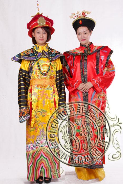 皇后凤袍 甄嬛传