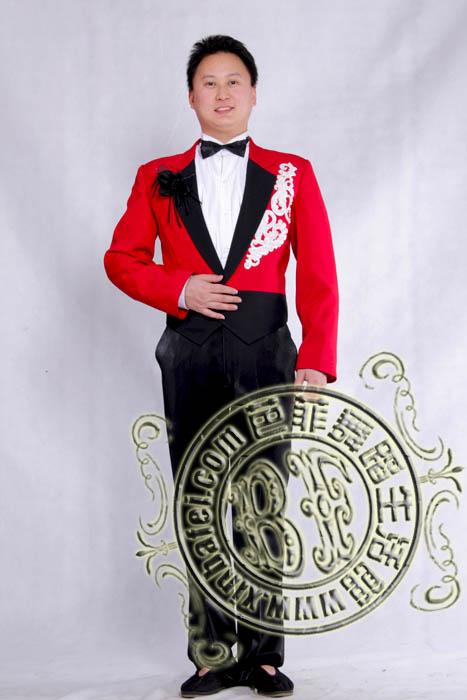 男礼服299 男士礼服 服装展示 北京芭菲舞蹈服装租赁,演出服装出