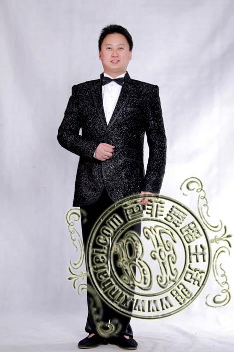 男礼服765 男士礼服 服装展示 北京芭菲舞蹈服装租赁,演出服装出