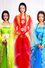古代朝代服装