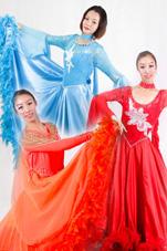 国标舞蹈服装