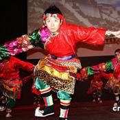 藏族舞蹈服装