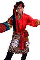 藏族男士服装