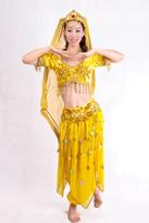 黄波斯 印度服装图片