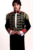 欧洲宫廷服装