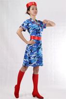 海军迷彩服