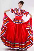 墨西哥大舞裙
