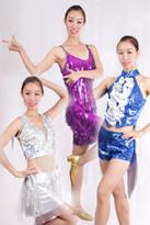 现代舞蹈服装