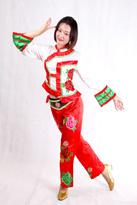 大姑娘美 汉族舞蹈服