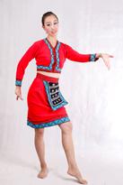 少数民族舞蹈演出服装