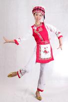 白族 舞蹈演出服装