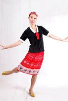 高山族 舞蹈演出服装