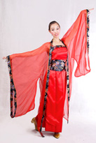 唐代服装 古装