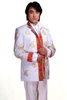 东南亚风主持人服装
