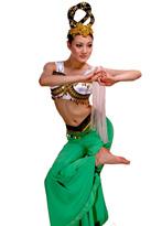 敦煌古典舞蹈服装