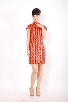 旗袍中式小礼服