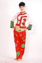 大姑娘美 汉族服装