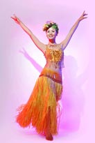 草裙舞蹈服装