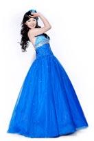 宝蓝印象-晚礼服