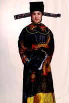 古代戏曲演出服装