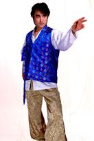 韩国男装朝鲜族服装