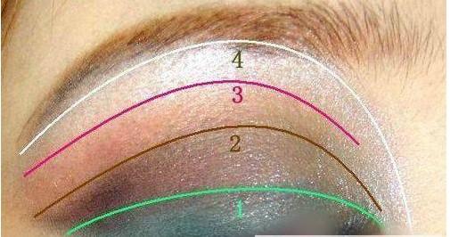 非主流烟熏妆的画法步骤详解   这样的眼妆应该算是浓妆了,所以更适合舞台或是拍摄时打造哦,日常妆容会看起来稍微夸张一点,所以想要知道舞台妆的画法的MM,这款非主流烟熏妆就是最好的选择了。  今天用的是KryOLan歌剧魅影摇滚圣诞8色眼影盒,这名字'歌剧魅影'多妖娆啊,因为是非主流妆嘛,可以依照自己的个性,想怎么妩媚就怎么妩媚,不怕太夸张。  step1、一层一层得蛋糕式的烟熏妆画法,最值得注意的是眼影的过渡了,一定要自然地晕染开来,因为那样会更好看一些。