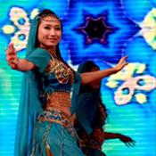 飞天印度风情舞蹈案例