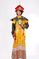 清朝皇帝服装
