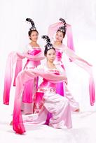 桃夭古典舞蹈服装