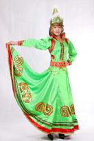 绿色顶碗舞