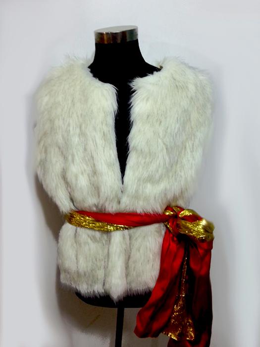 男士陕北服装