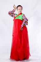 2013新款朝鲜服装