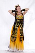 女士民族舞服装012