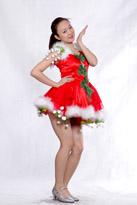 圣诞裙装123