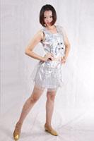 舞动奇迹 现代舞服装
