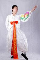 男士朝鲜族服装021