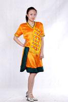 女士民族舞蹈服装48