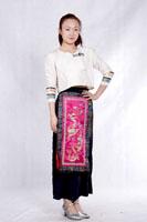 女士民族舞蹈服装88