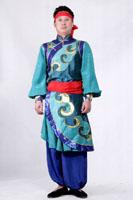 男士蒙古服装189