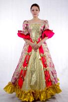 公主裙 8228