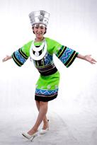民族舞蹈服装 830