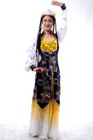 新疆舞蹈服装 841