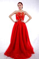 女式礼服 8553