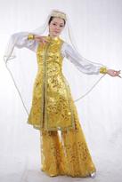 回族舞蹈服装