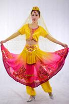 2014新款新疆舞蹈