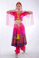 2014新疆舞蹈服装