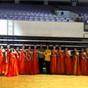 合唱伴舞服装演出欣赏